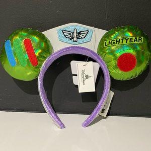 Disney Parks Buzz Lightyear Ears Headband